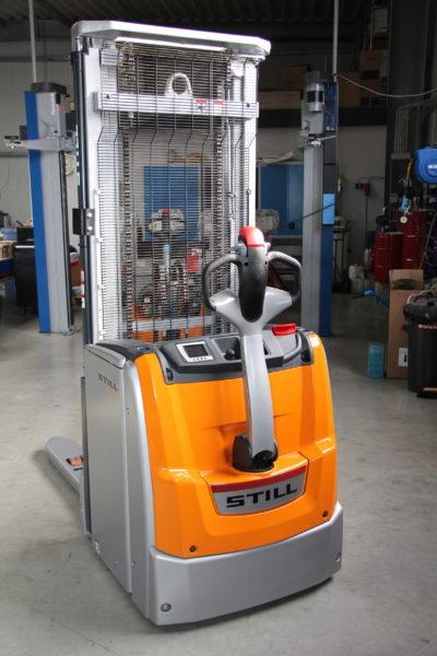 STILL EXV14i – PzS-Batterie